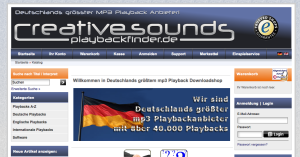 Playbackfinder.de