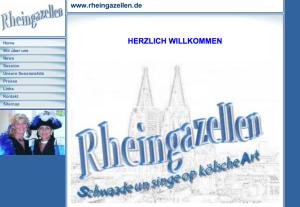 Rheingazellen