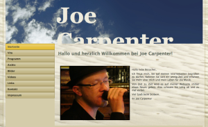 Joe Carpenter